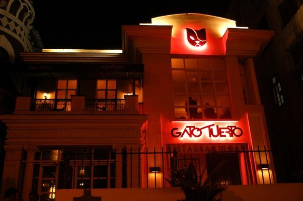 La Habana nocturna-Gato Tuerto