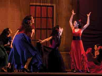 Ballet Español de Cuba Caminos de danza, gesto, emoción...