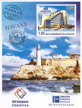 El Morro en sellos
