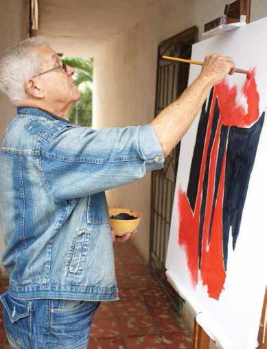 Pedro de Oraá, maestro de la abstracción Por Carla Fernández