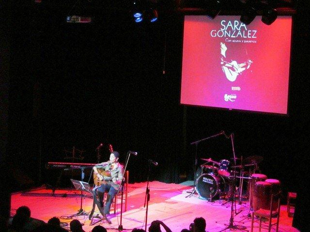 Homenaje a la cantautora cubana Sara González