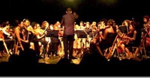 Orquesta sinfónica juvenil cubana en Salzburgo