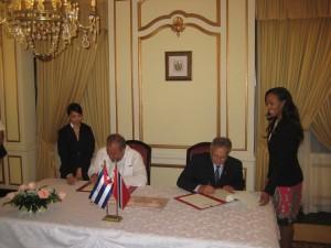 Cuba y Trinidad y Tobago establecen acuerdo para colaboración en Turismo