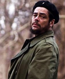 Filme Che marca a Benicio del Toro