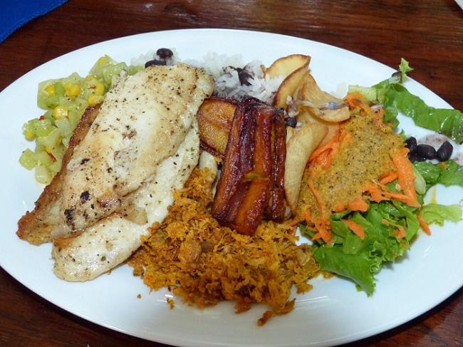 comida de centroamerica