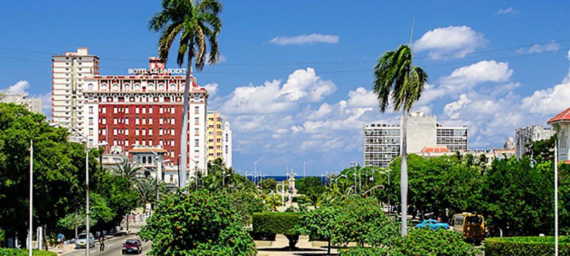 Hotel Presidente, Vedado, Habana, Cuba