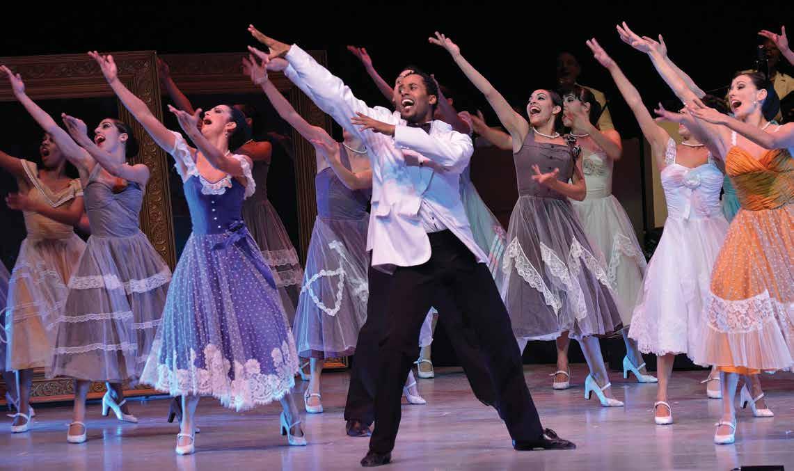 DanceCoreo de Cuba tuvo creaciones de 13 países
