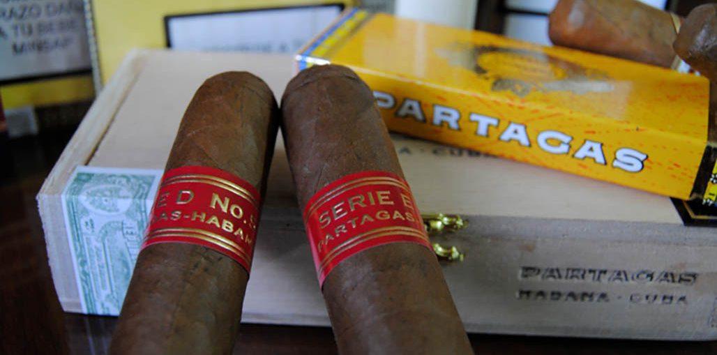 Nuevo encuentro Partagás en La Habana