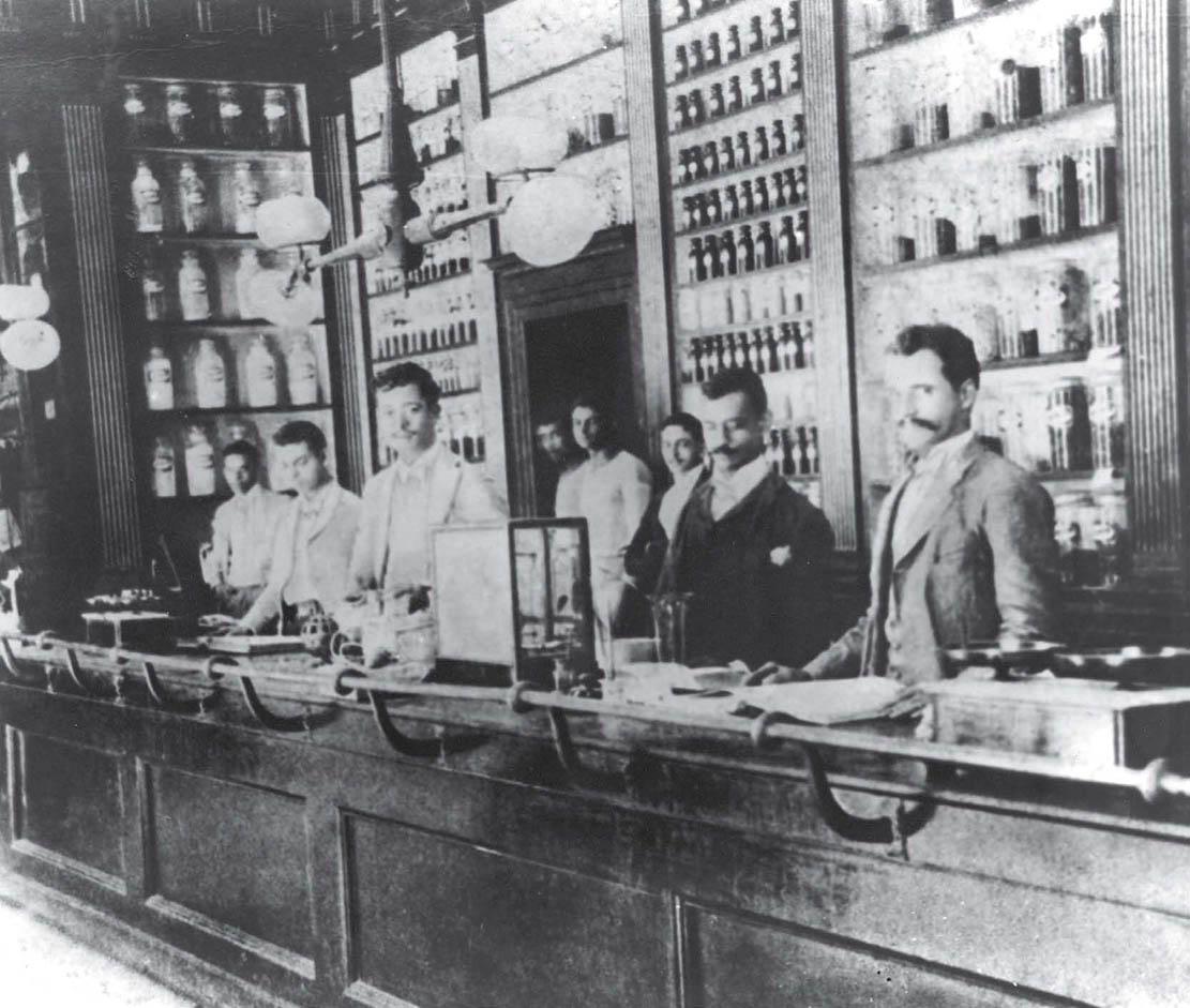 farmacias patrimoniales