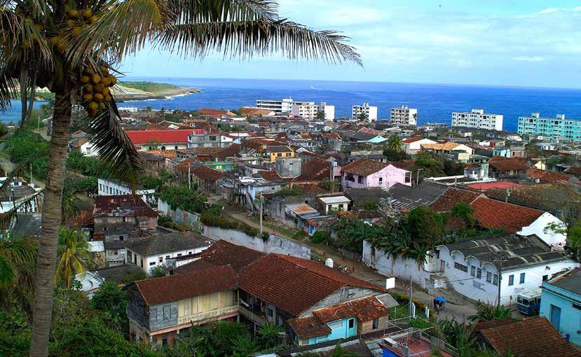Baracoa Ciudad Primada de Cuba