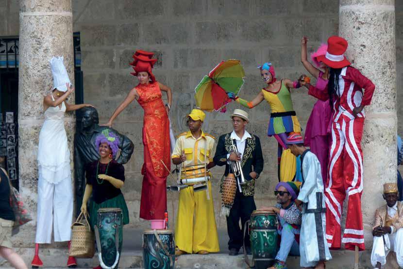 La Habana, ciudad que danza