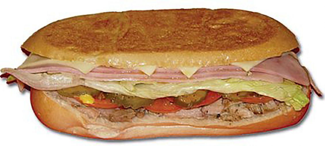 sandwich cubano-picadillo