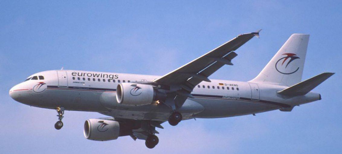 vuelos eurowings