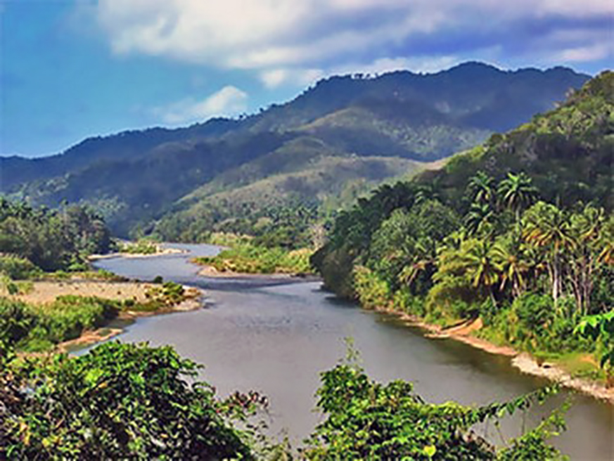 río-cuenca toa