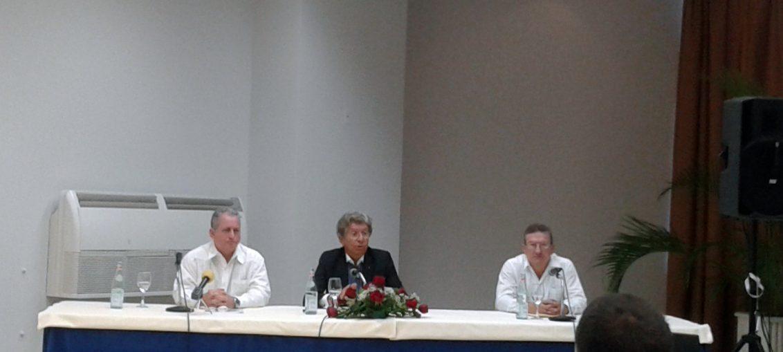 Cuba será sede de próxima reunión de SAHIC