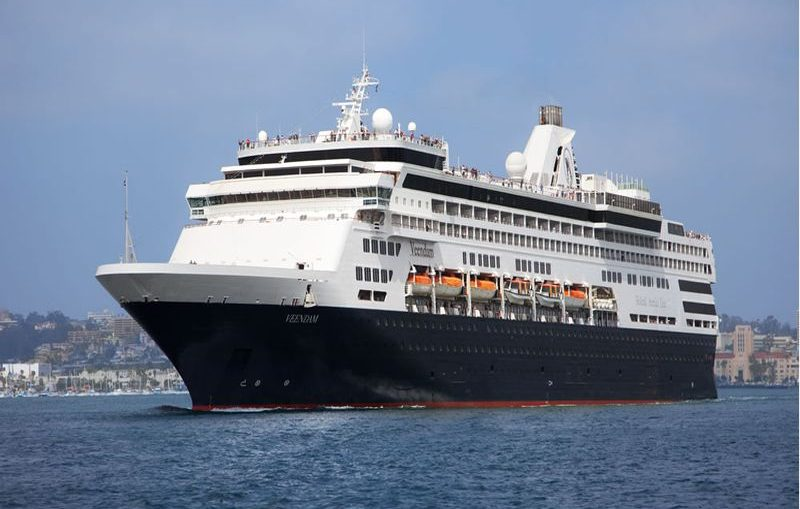 Crucero Veendam