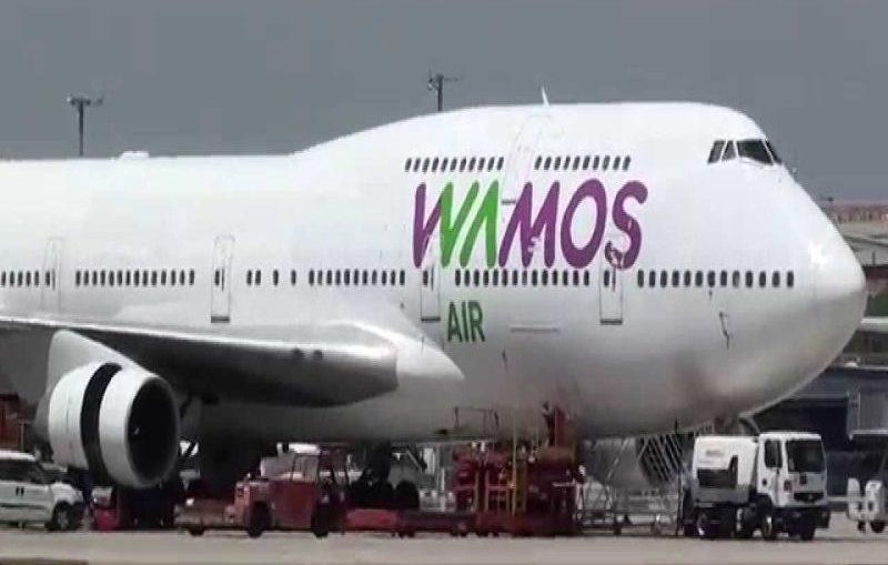 aerolinea wamos