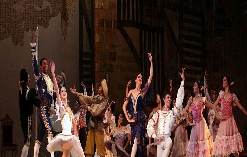 encuentro ballet