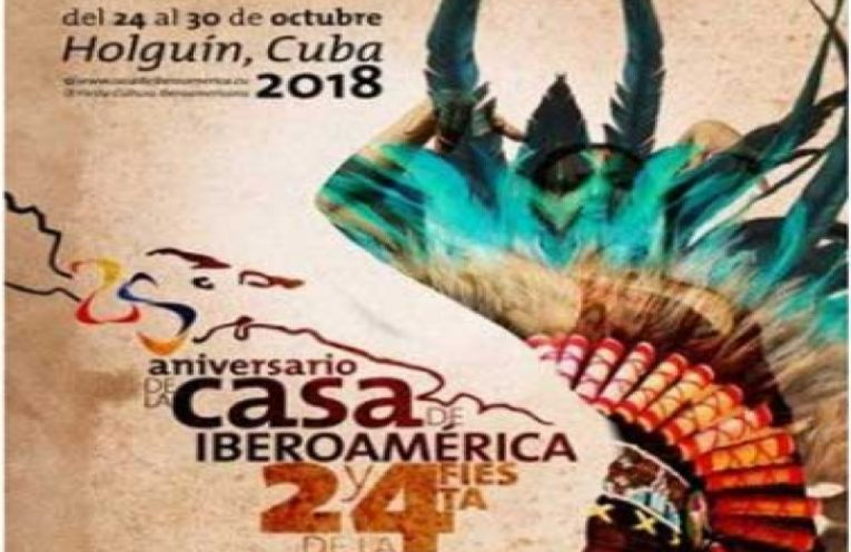 fiesta cultura iberoamericana