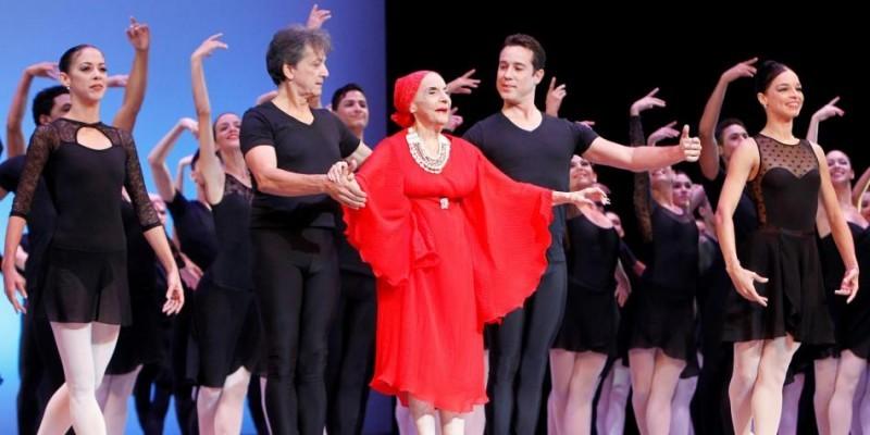 alicia alonso Día Internacional de la Danza