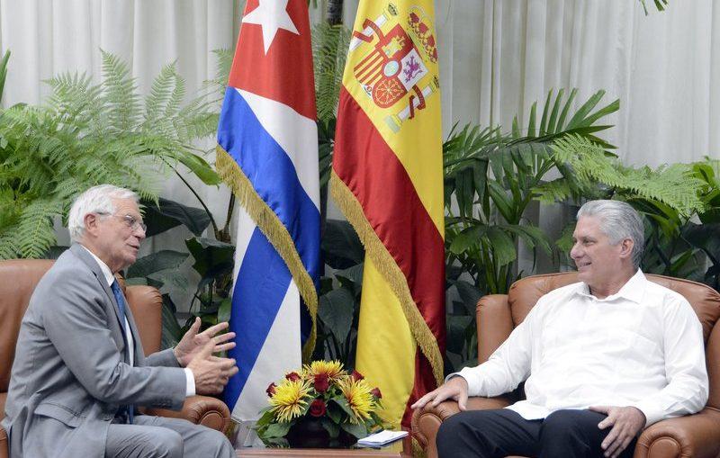 España-cuba-presidentecuba-cancillerespaña