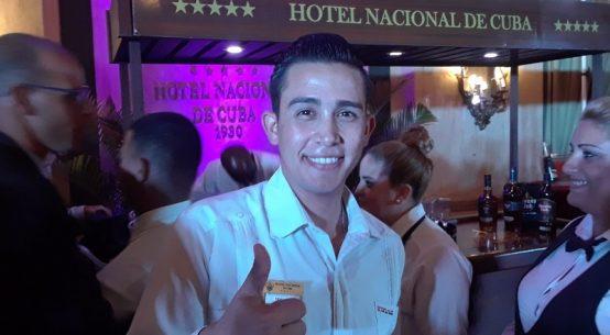 Sergio Serrano coctel