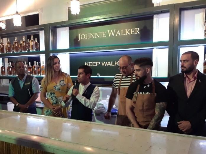 Johnnie Walker Bartender's