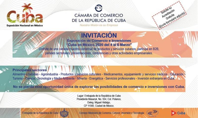 Cuba Expoferia