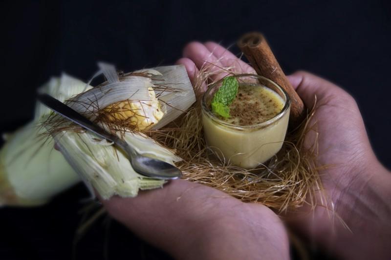 Manjar caribeño