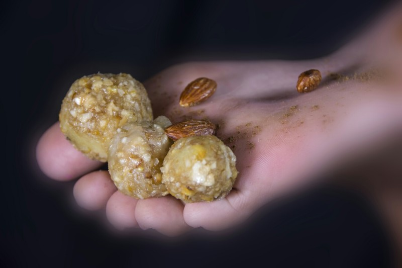 Yemitas Caramelizadas