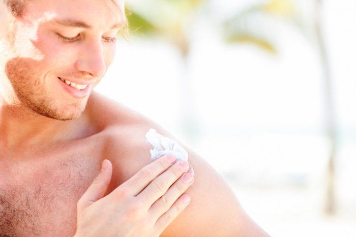 hombre piel cuidado - 10 remedios caseros contra los Melanomas