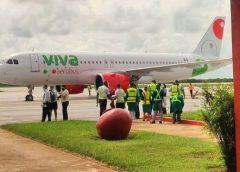 Aeropuerto de Camagüey reinicia operaciones internacionales
