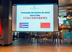 Cuba promueve turismo de salud en China