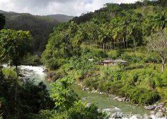 Paraíso en el Parque Nacional Alejandro de Humboldt