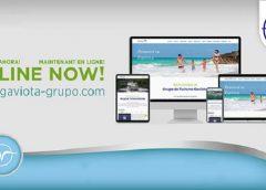 Grupo Gaviota renueva su sitio web