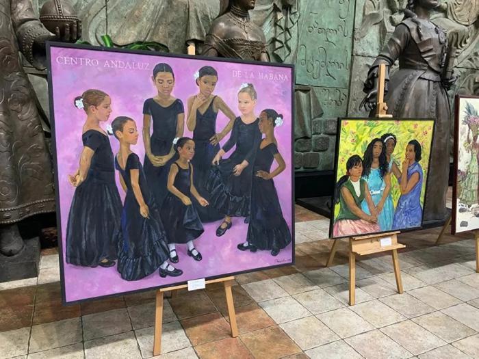 Artes plásticas rusas Feria de Turismo de Cuba
