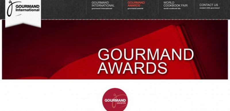 Premios Gourmand 2021