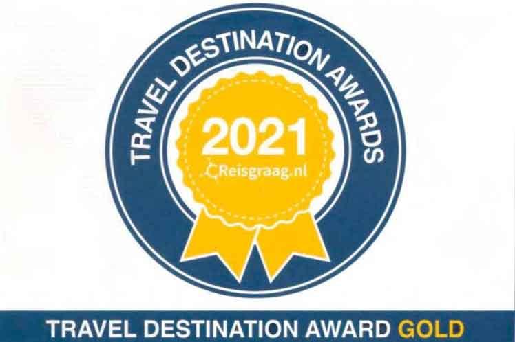 Golden Travel Destination 2021
