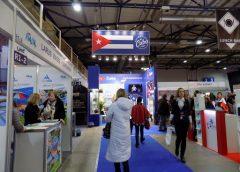 Participa Cuba en feria ucraniana UITT 2021